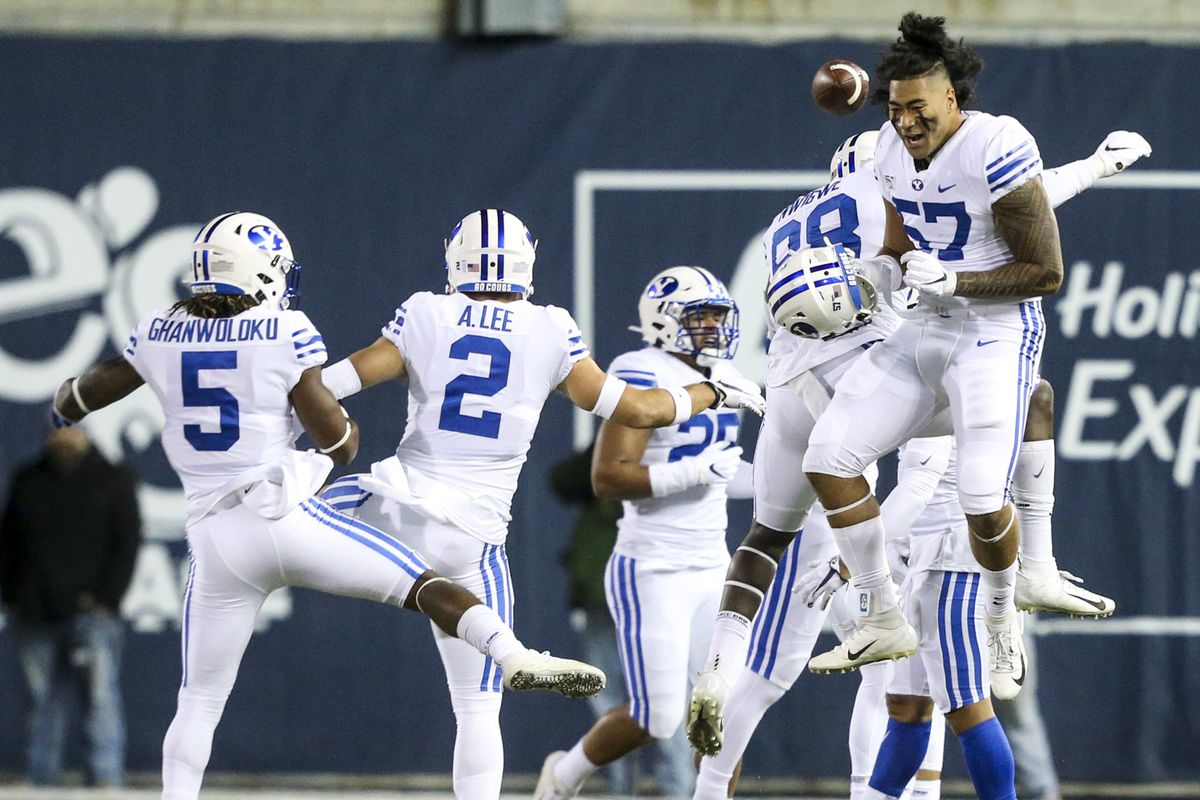 Letters: Should BYU and Utah State play two football games ...