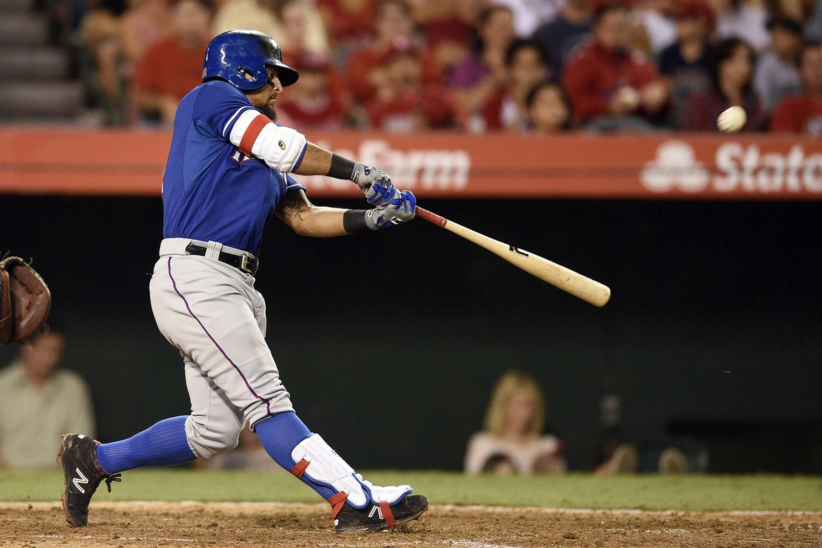 Rougned Odor has begun to deliver on the promise of his prospect status.