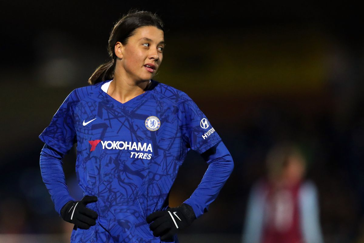 Chelsea Women v Aston Villa Women - FA Women's Continental League Cup: Quarter-Final