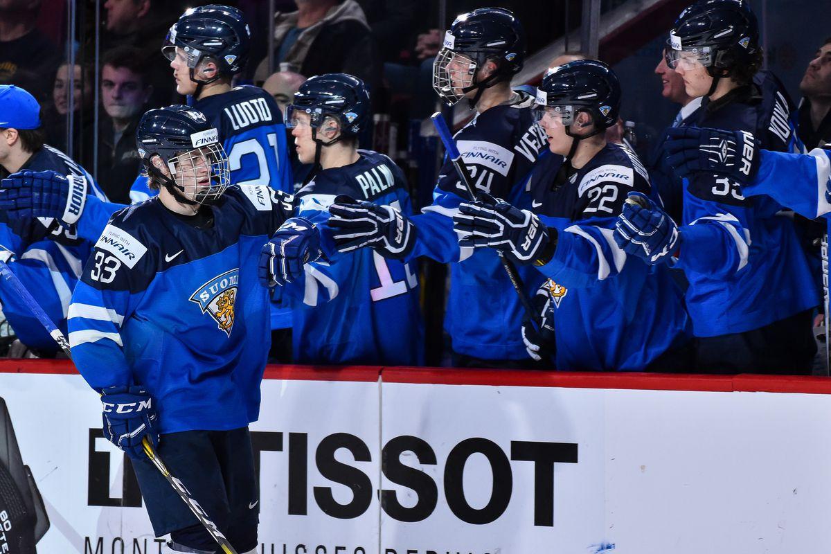 Latvia v Finland - Relegation - 2017 IIHF World Junior Championship