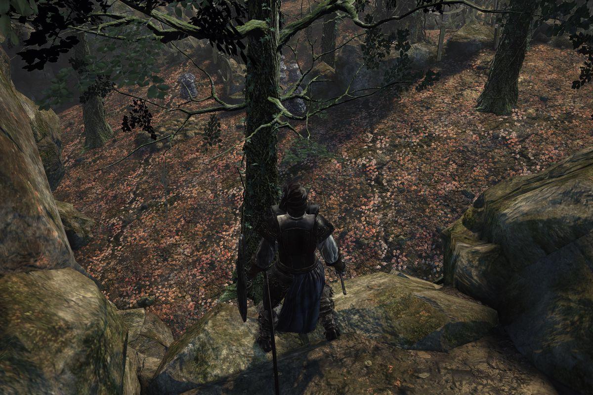 Dark Souls 3: Road of Sacrifices walkthrough - Polygon