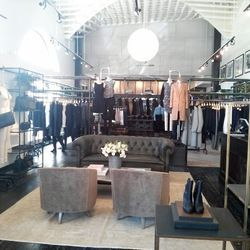 """↑ Finally, end your day at cult-fave label <a href=""""http://www.rag-bone.com/"""" target=""""_blank"""">Rag & Bone</a> (11715 San Vicente Blvd), where you'll find their fall stock on sale for up to 50% off, including killer boots for $300, basics for under $100, an"""