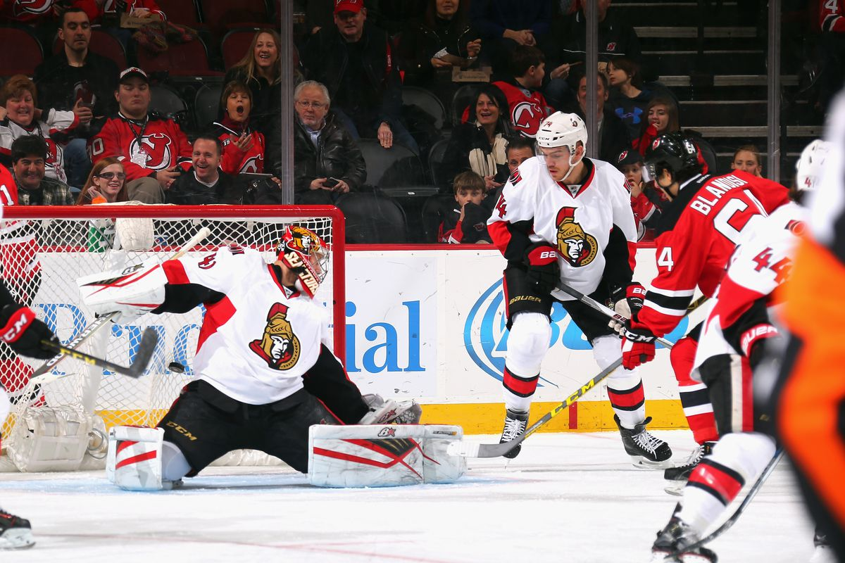Blandisi got his first NHL goal by deflecting a David Schlemko shot for the team's first PPG since 1/2/2016.