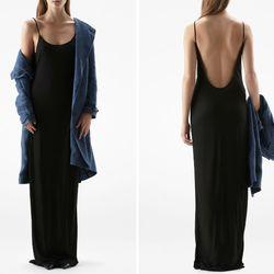 "<b>Acne</b> Tarot Tencel dress, <a href=""http://shop.acnestudios.com/tarot-tencel.html"">$150</a>"