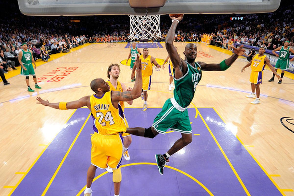Game What Celtics-Lakers, Finals, You More NBA 7: Could