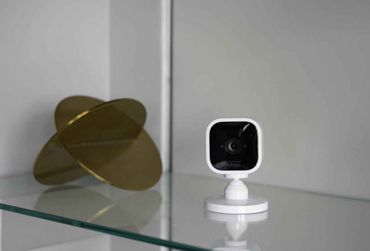 blink home security mini