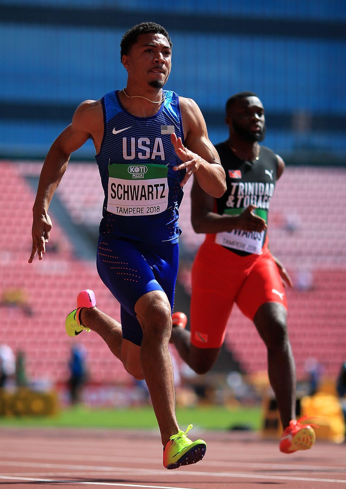 IAAF World U20 Championships - Day 1