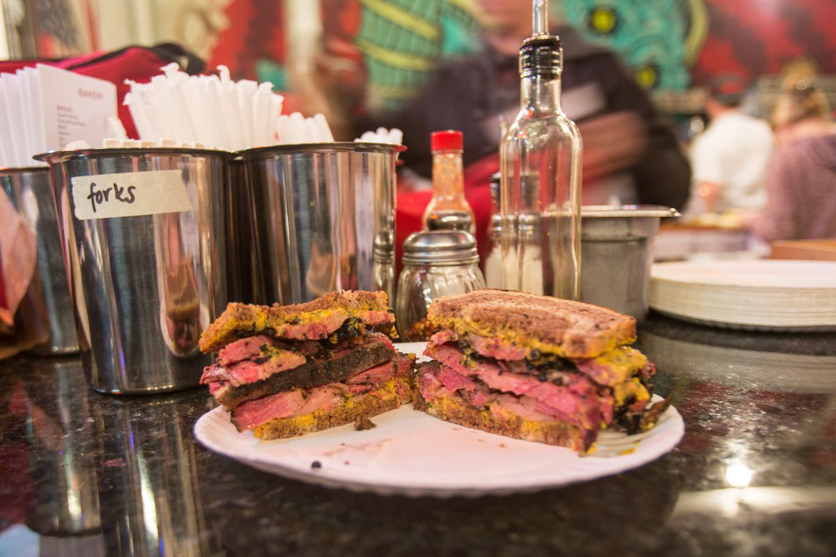 Roberta's Pastrami by Sutton