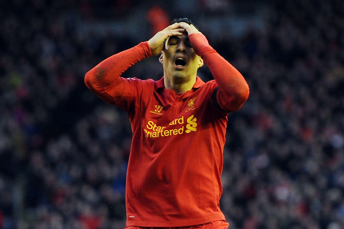 Can't believe I didn't pick Suarez as captain