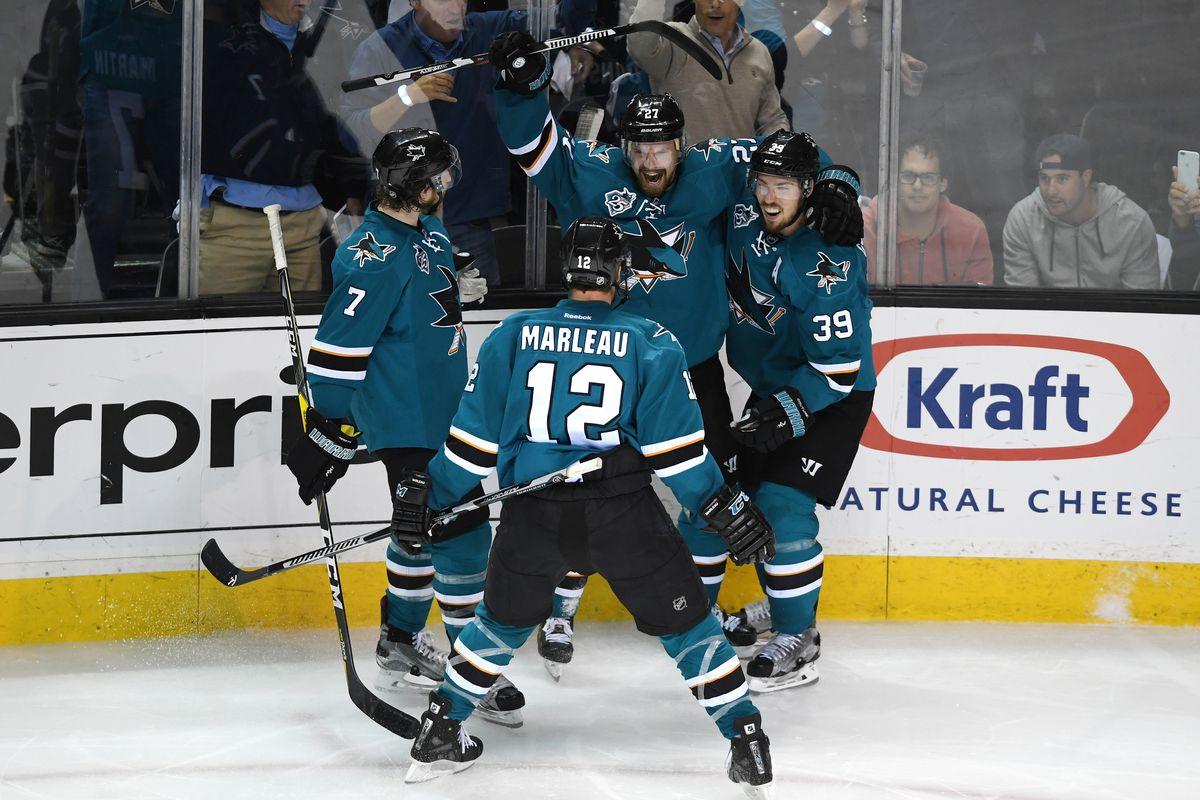 St Louis Blues v San Jose Sharks - Game Six