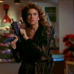 The storyline here is that the Earth passes through a comet tail and everyone dies except for two valley girls, some zombies, and malls. Mayhem and shopping ensue. Night of the Comet (1984)