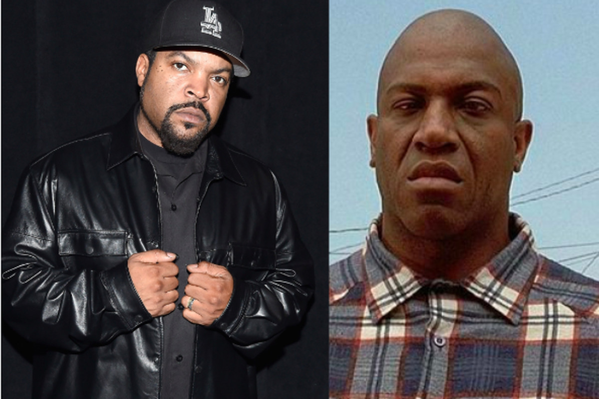 Ice Cube and Tommy Lister