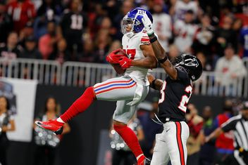 17ddd99ba72 Sooners in the NFL: Sterling Shepard explodes on Monday night