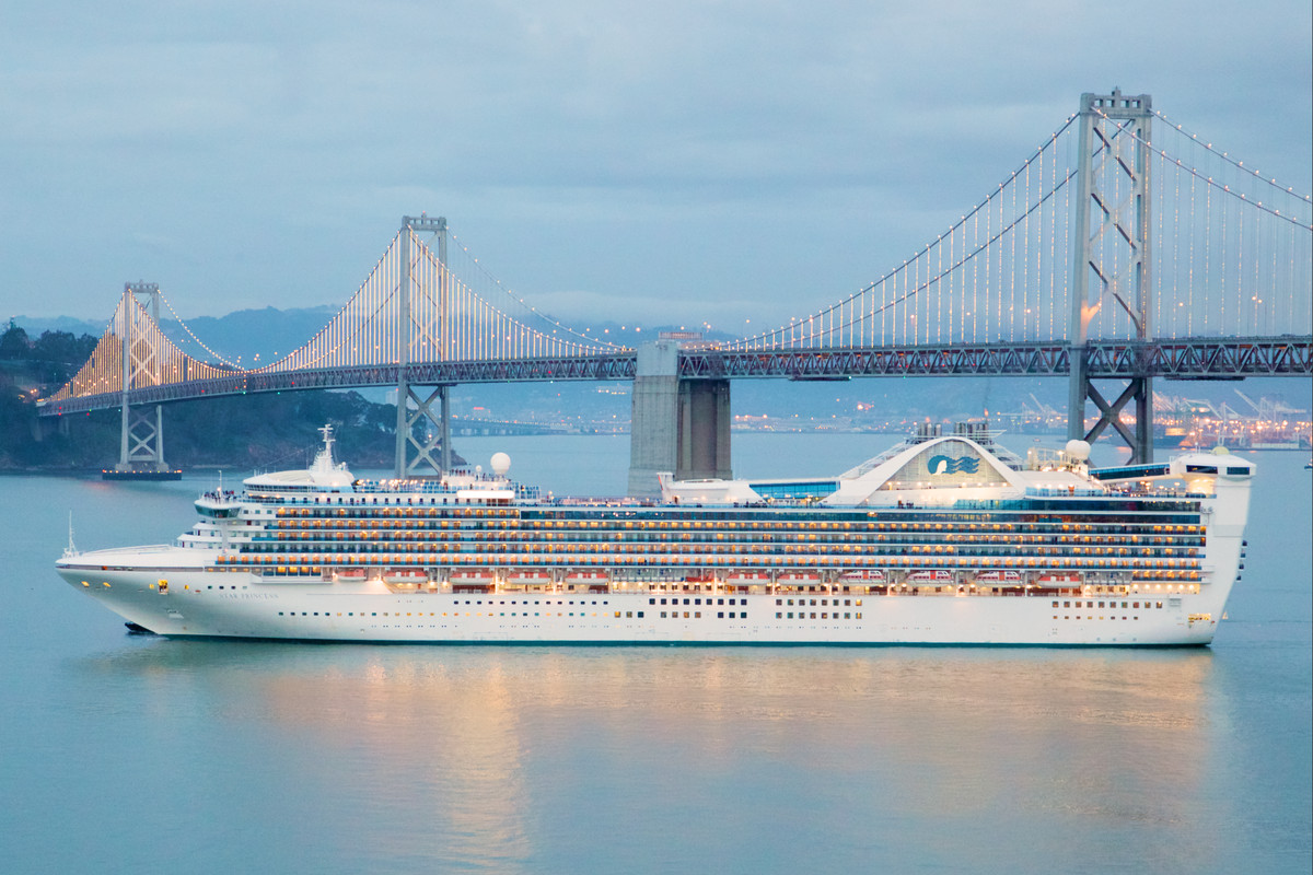 San Francisco Techie Proposes Housing Homeless On Cruise Ships - Curbed SF