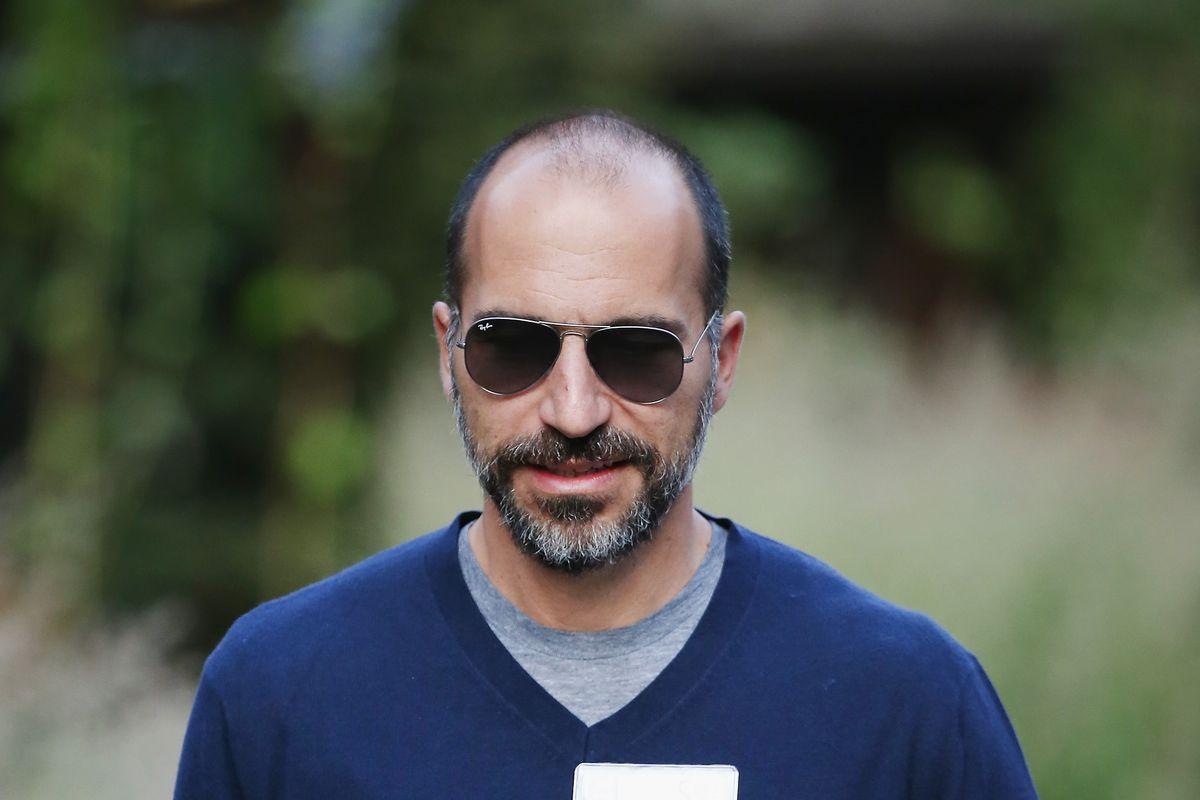 Uber's new CEO: Dara Khosrowshahi