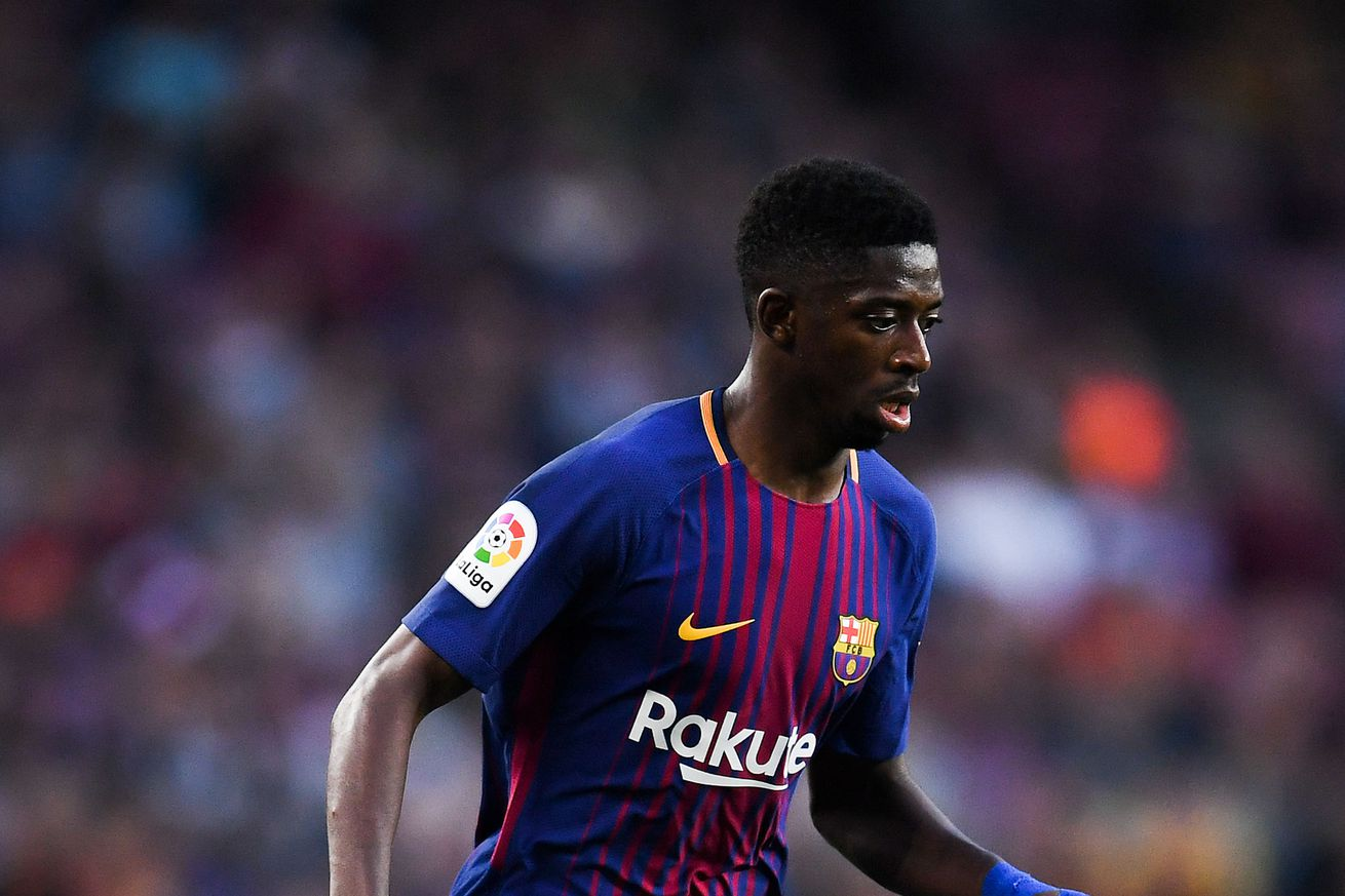 Dembélé Shines as We Forget the Rumor Nonsense