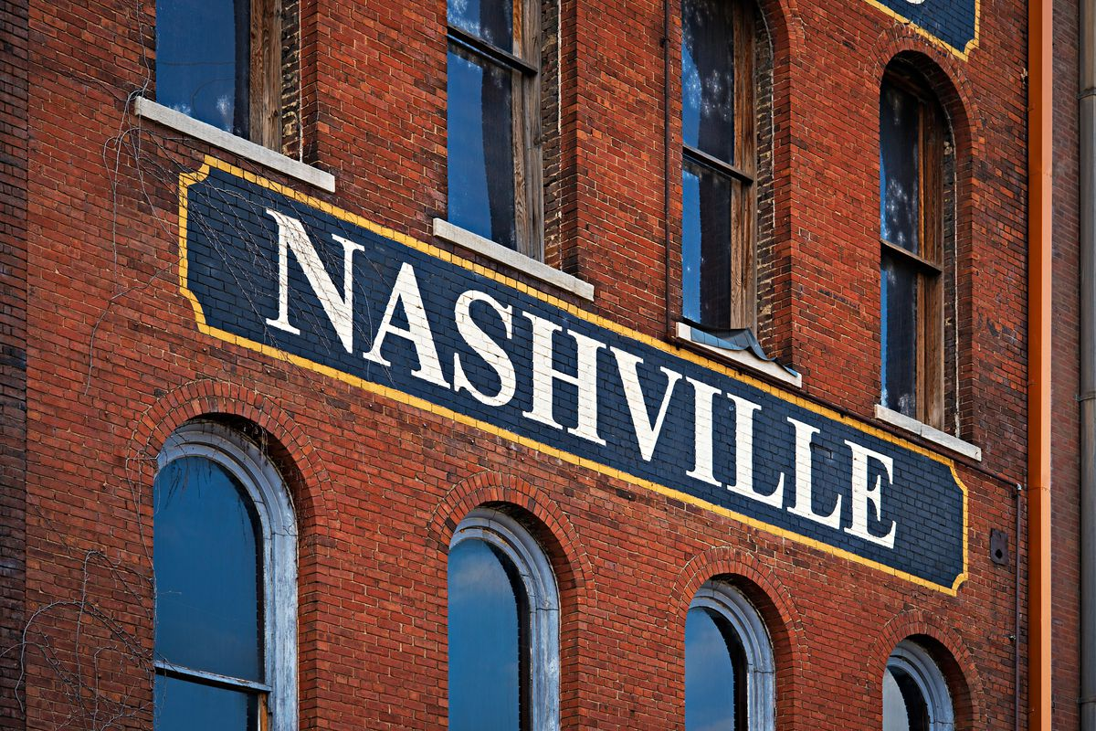 Nashville will soon be home to the National Museum of African American Music.
