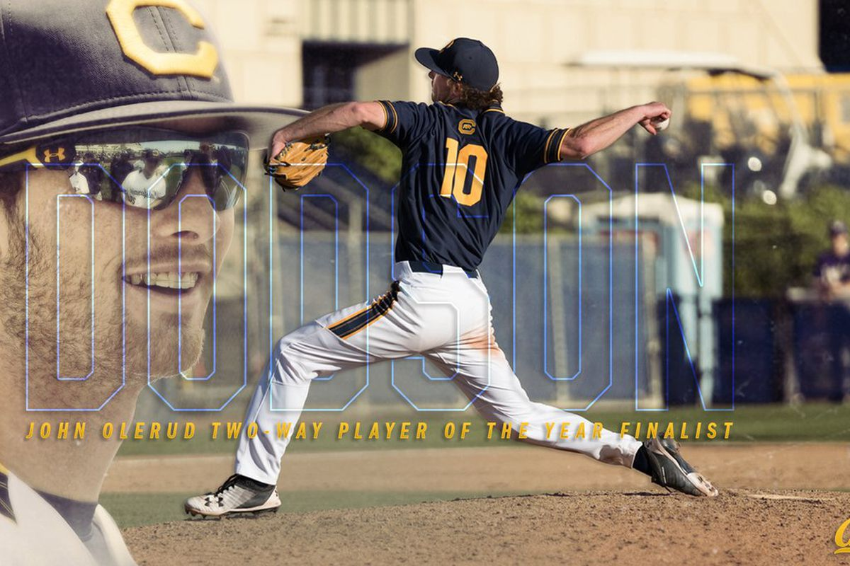 fb4a217ed1d Tanner Dodson is the first Cal Baseball Bears to be selected in the 2018 MLB  Draft Cal Baseball Twitter