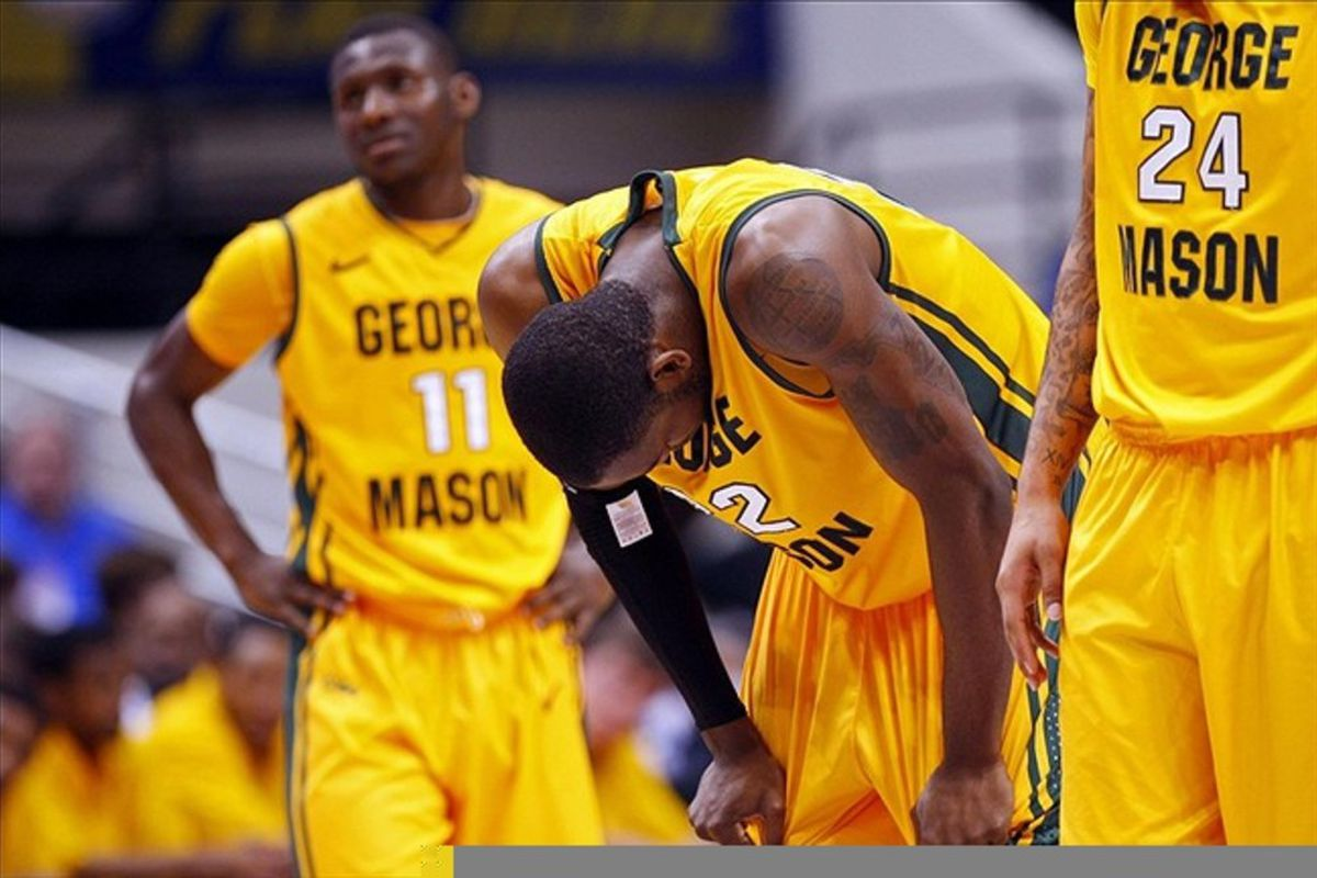 To the undoubted chagrin of George Mason players, they will not be joining the Atlantic 10 any time soon.