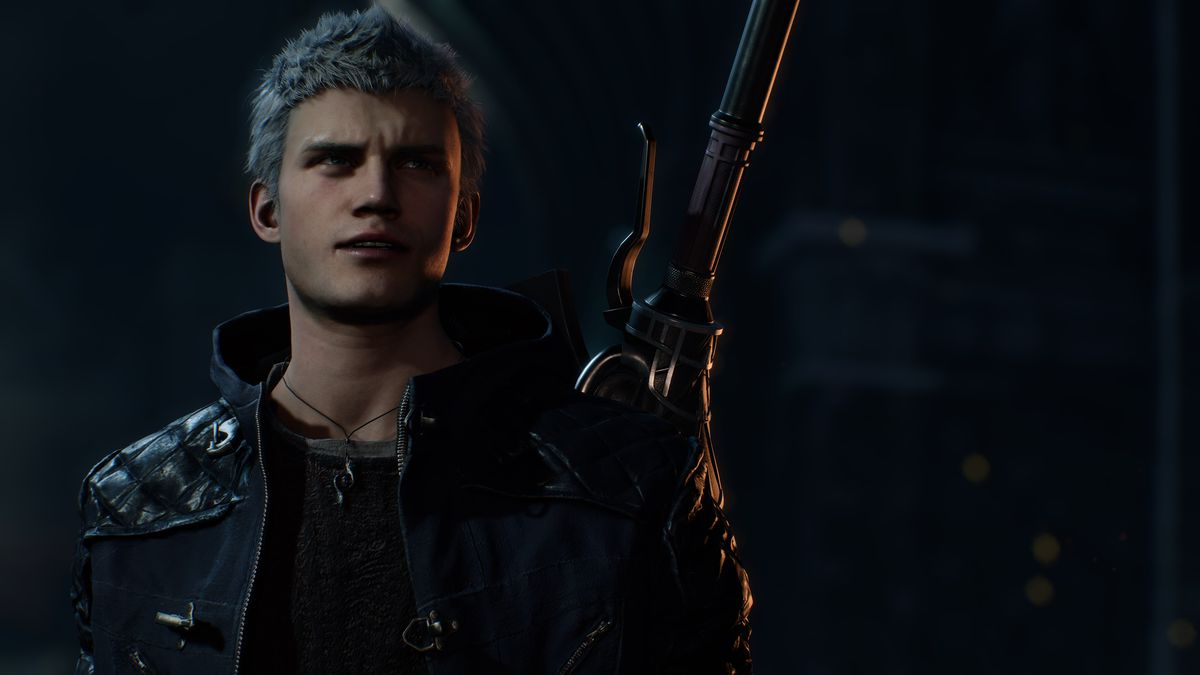 Devil May Cry 5 Review Pure Action Bliss The Verge