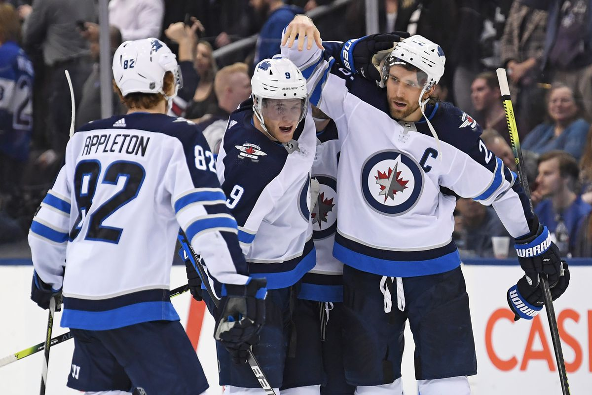 Preview And Gdt Winnipeg Jets Vs Boston Bruins Arctic Ice Hockey