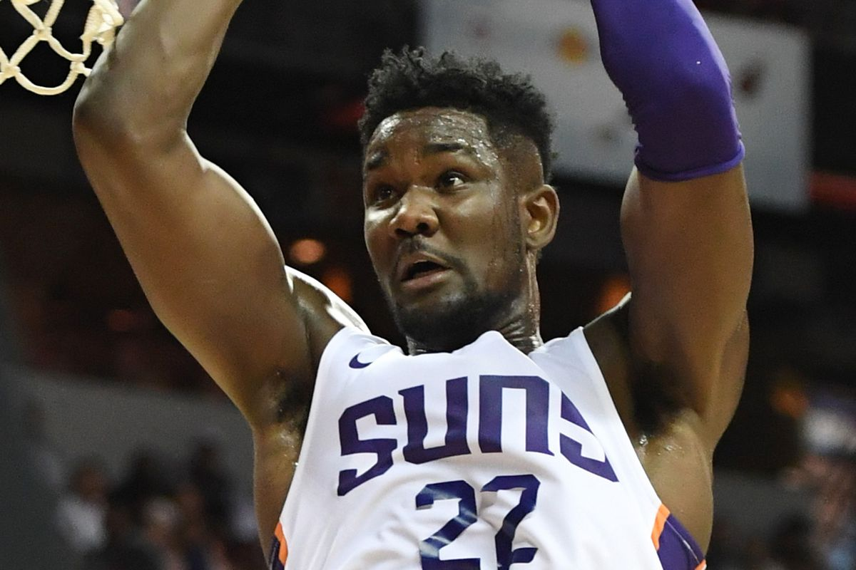new concept f861d d65eb Shaquille O'Neal to Deandre Ayton: 'Don't be the next Shaq ...
