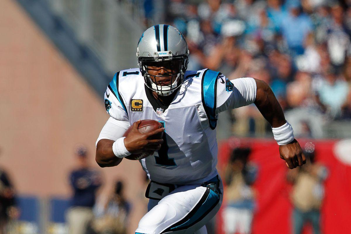 Cam Newton is following Tom Brady s advice on pliability Pats Pulpit