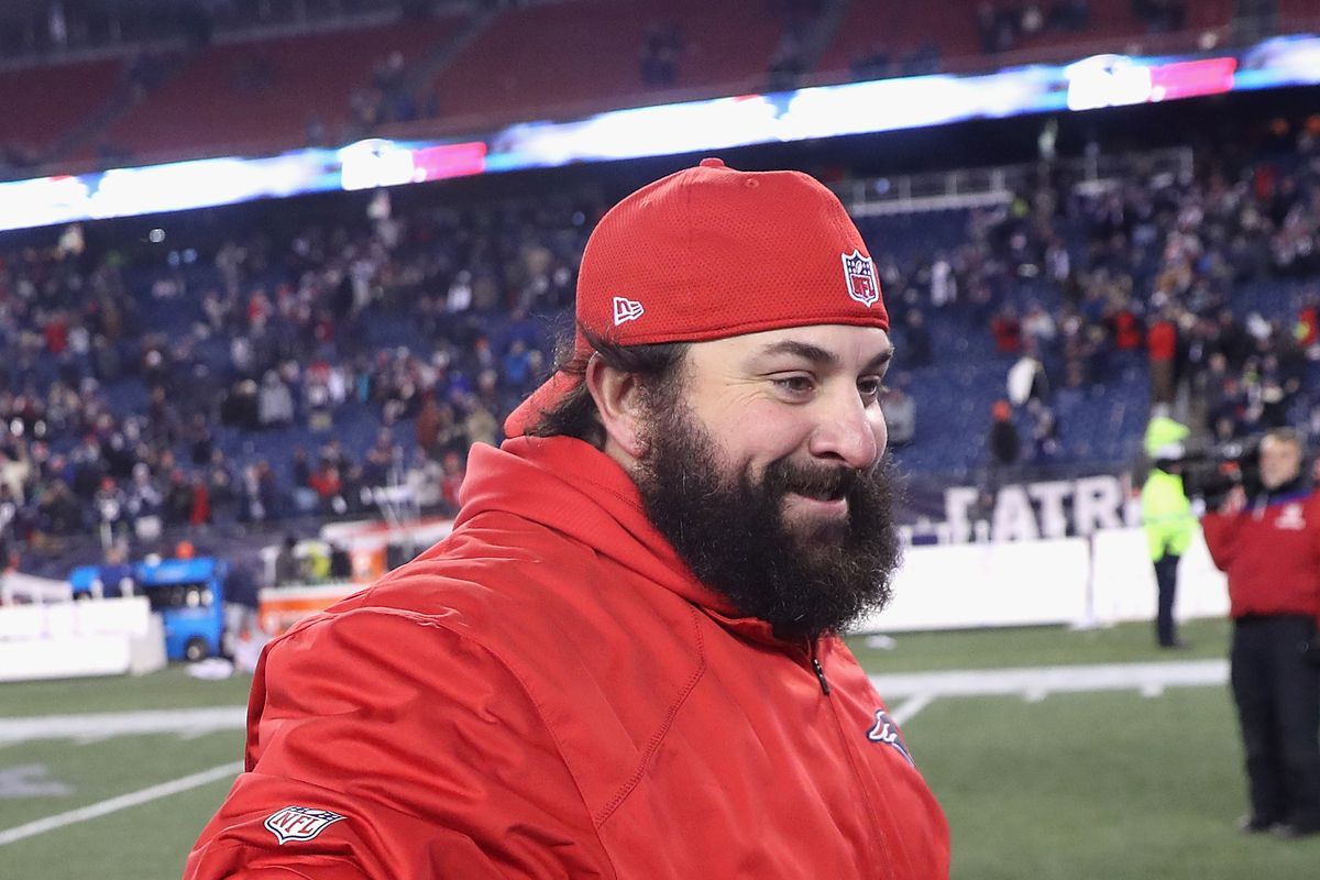 d293ad20b18 Matt Patricia went from centrifuge salesman to Patriots defensive  coordinator