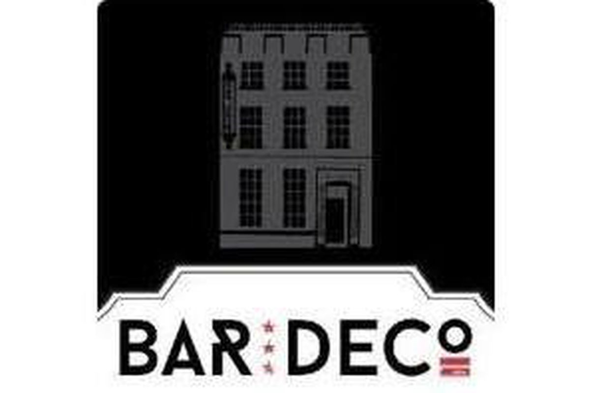 bar deco coming to chinatown from landini brothers owner. Black Bedroom Furniture Sets. Home Design Ideas