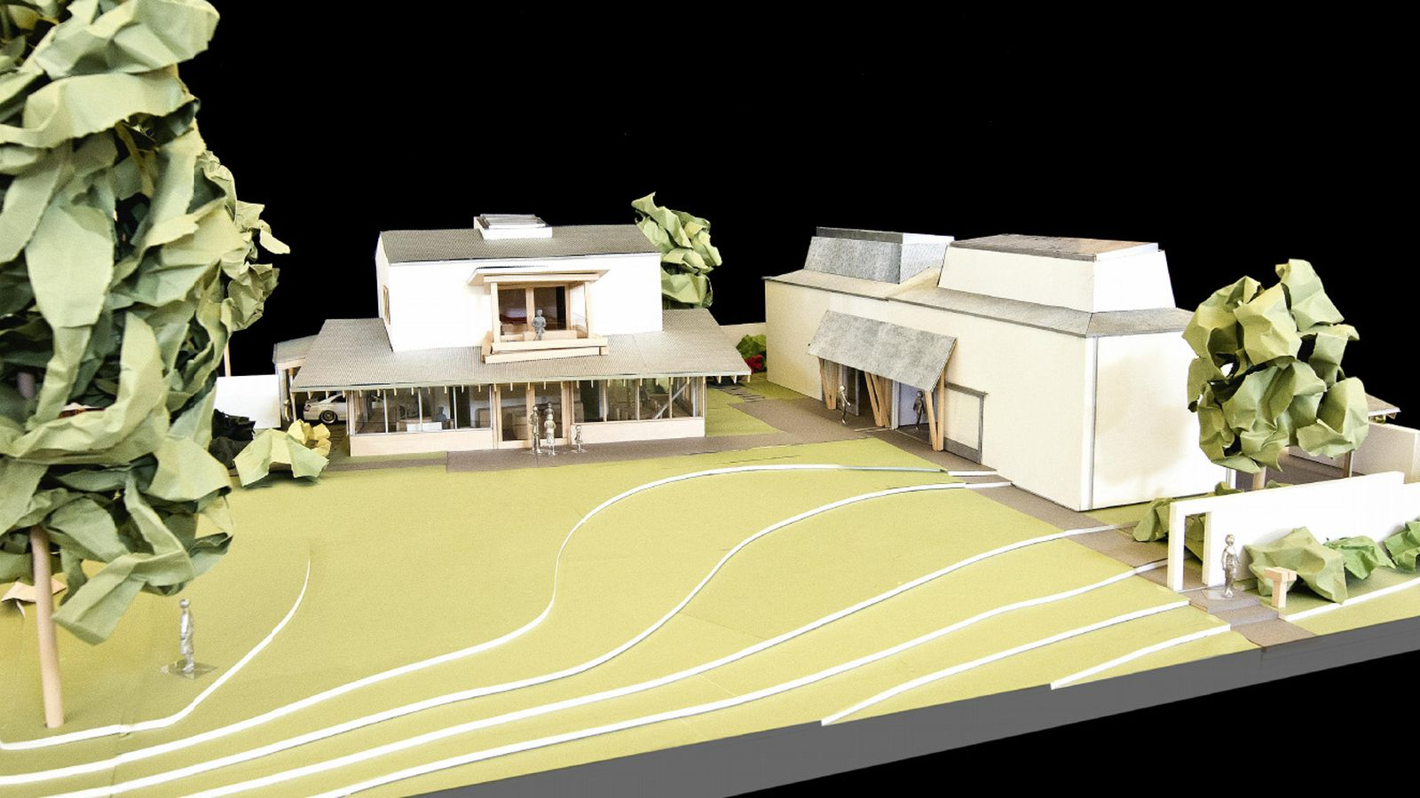 Is frank gehry finally building his dream home curbed la - Building a new home ...