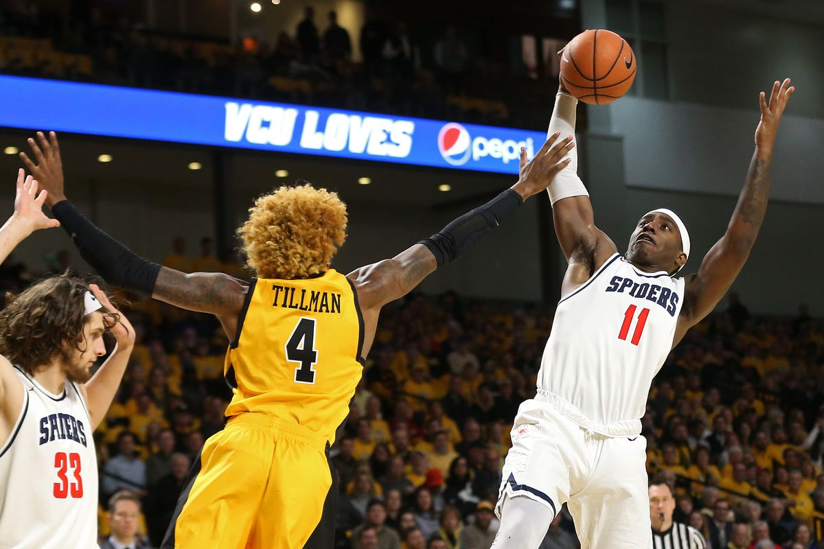 NCAA Basketball: Richmond at VCU