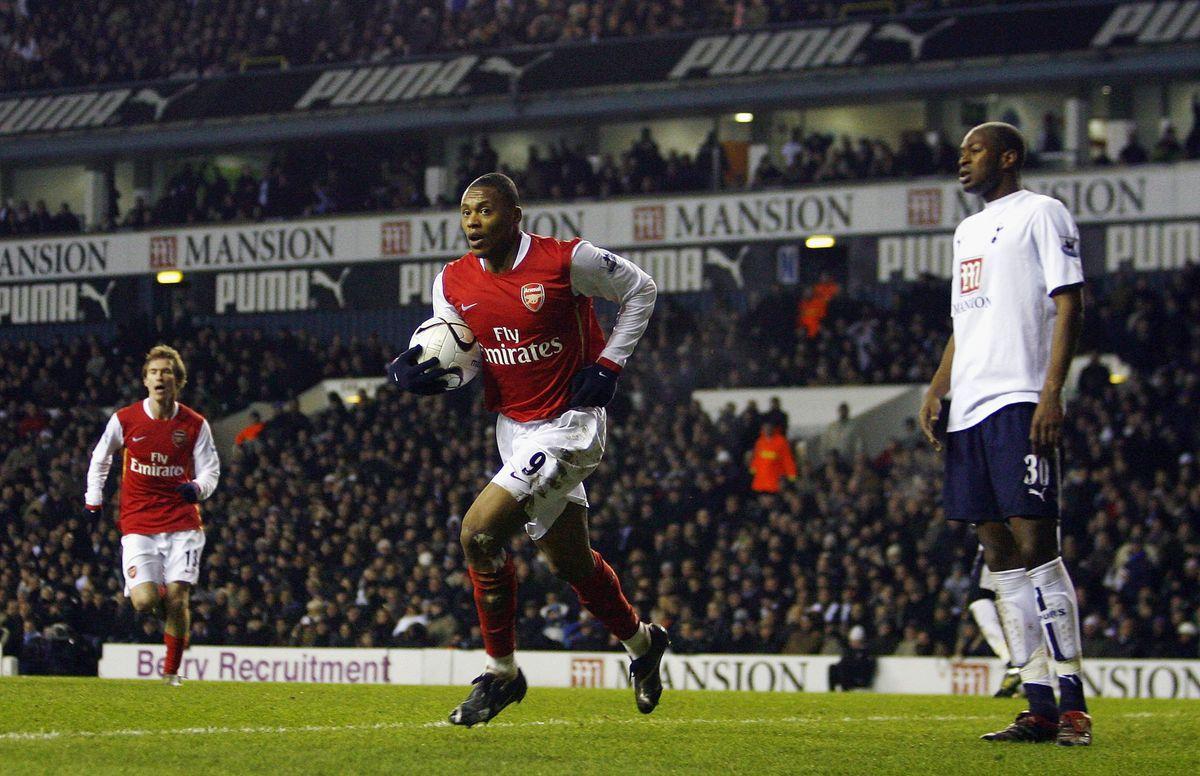 Carling Cup Semi Final 1st Leg: Tottenham Hotspur v Arsenal