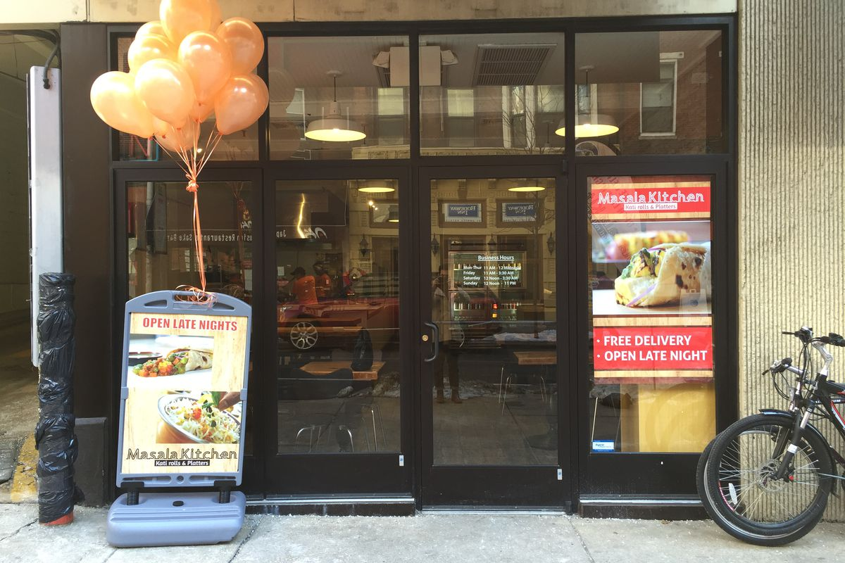 in the final days of december marabella meatball company closed for good at the 1211 walnut street address after some cosmetic changes vaishal soni - Masala Kitchen