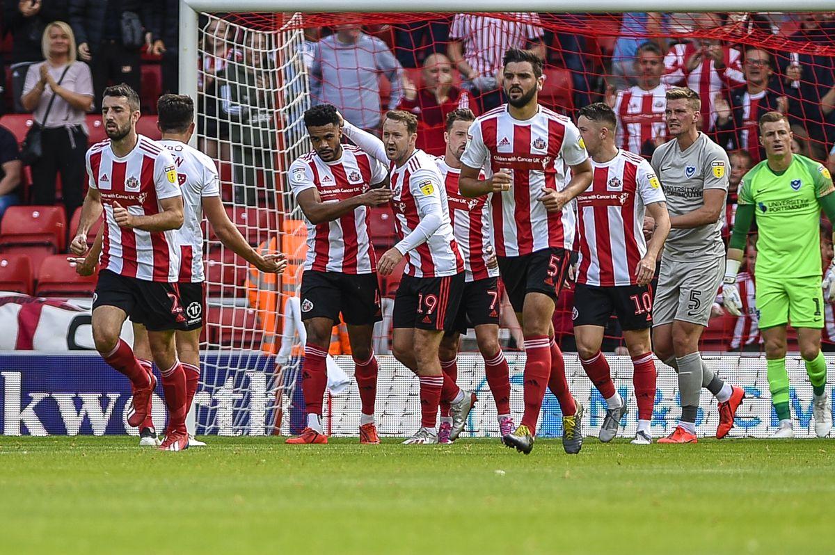 Sunderland v Portsmouth - Sky Bet League One