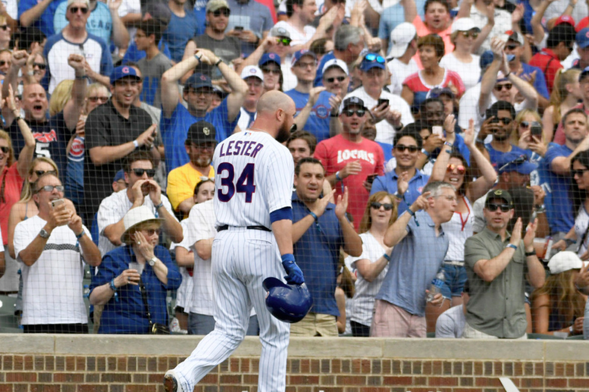 dc245a5c Maddon: We're witnessing 'another level' of Cubs ace Jon Lester ...