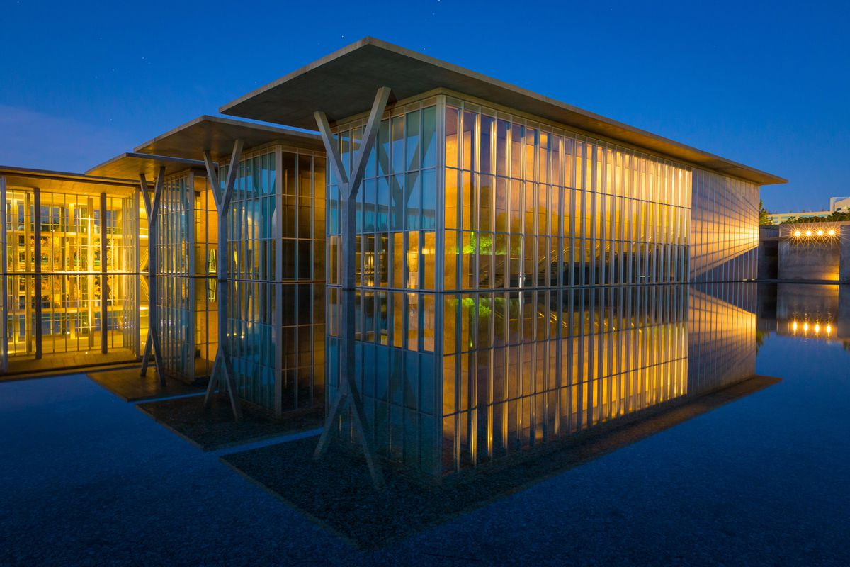 the best architectural sites in texas curbed