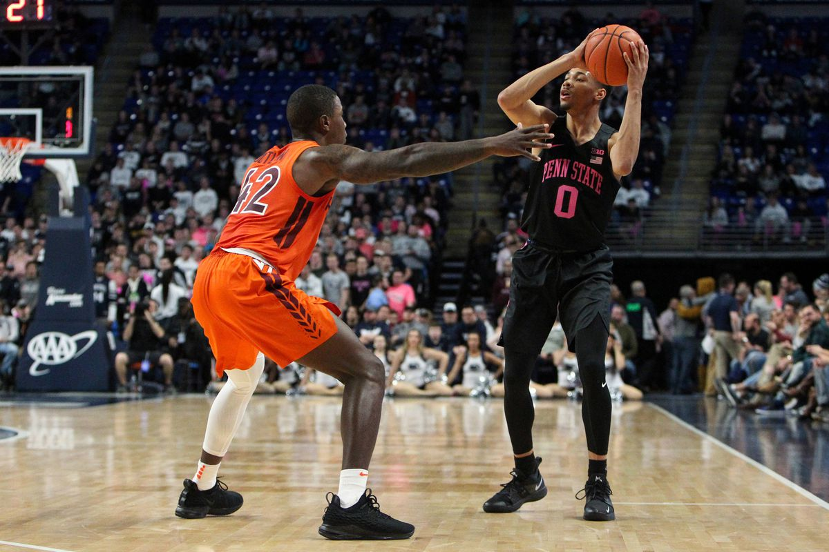 NCAA Basketball: Virginia Tech at Penn State