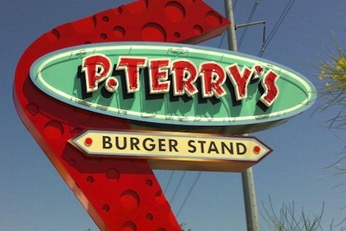 P. Terry's, Austin, Texas.