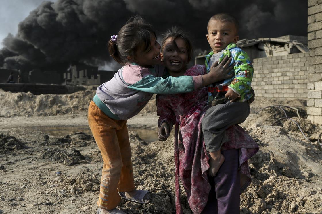 Children in Mosul