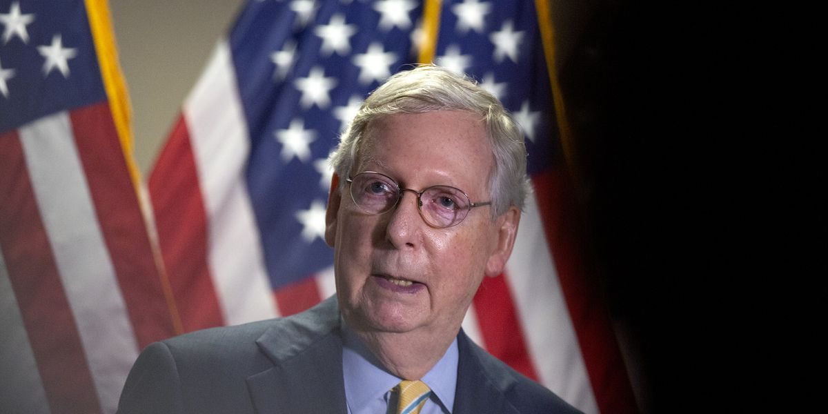 Senate Majority Leader Mitch McConnell (R-KY)