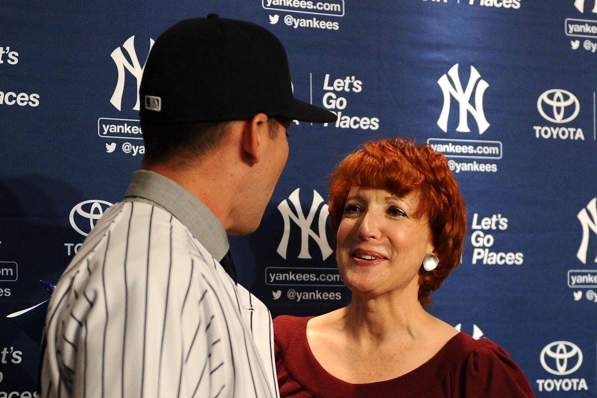 New York Yankees Introduce Jacoby Ellsbury