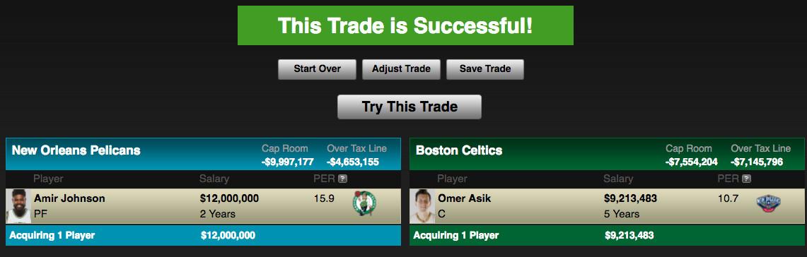 Celts Trade 2