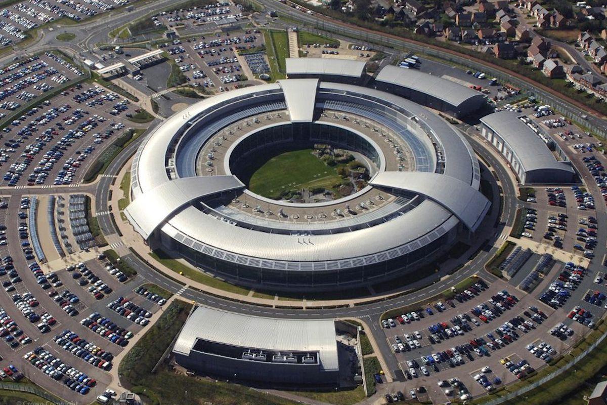 GCHQ headquarters UK (Credit: GCHQ/Crown Copyright)