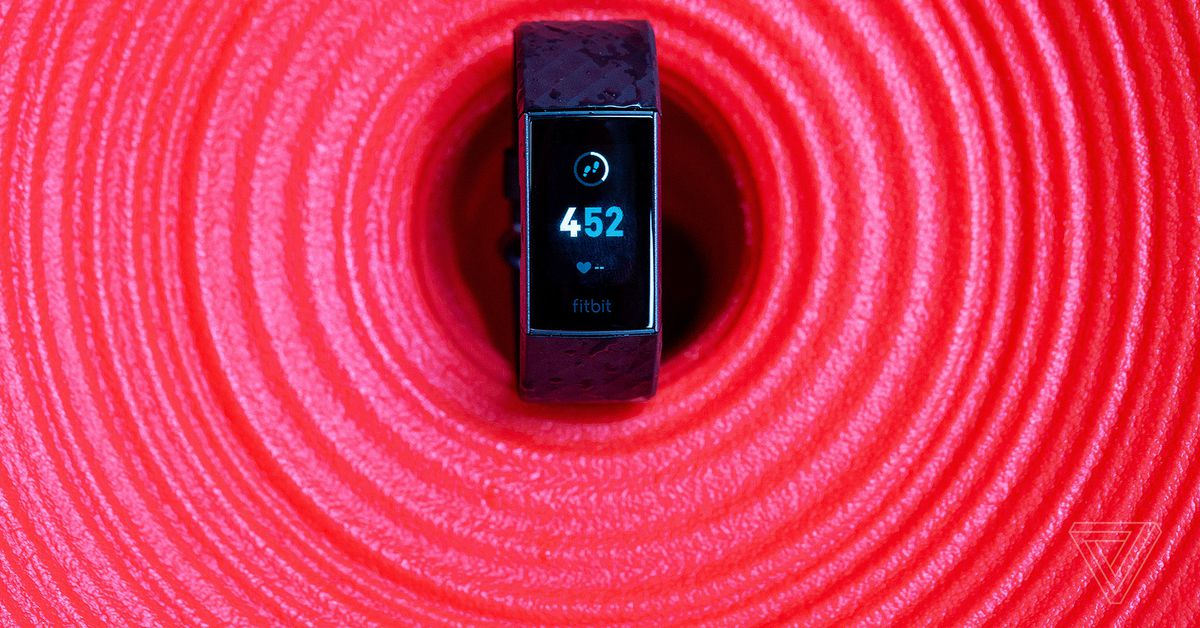 Fitbit Charge 3 review: easy lift