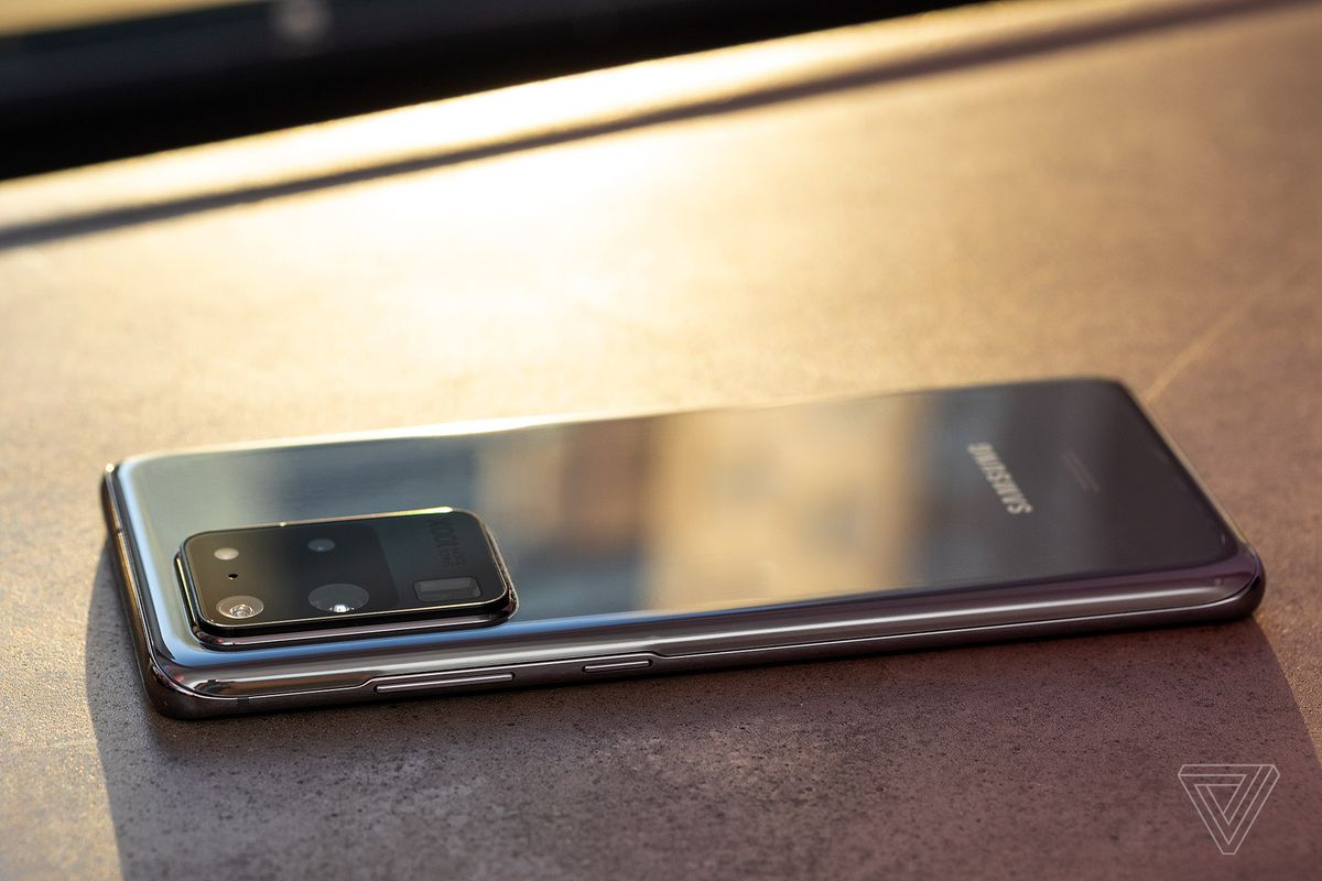 Samsung Galaxy S20 Ultra Review Shutter Bug The Verge