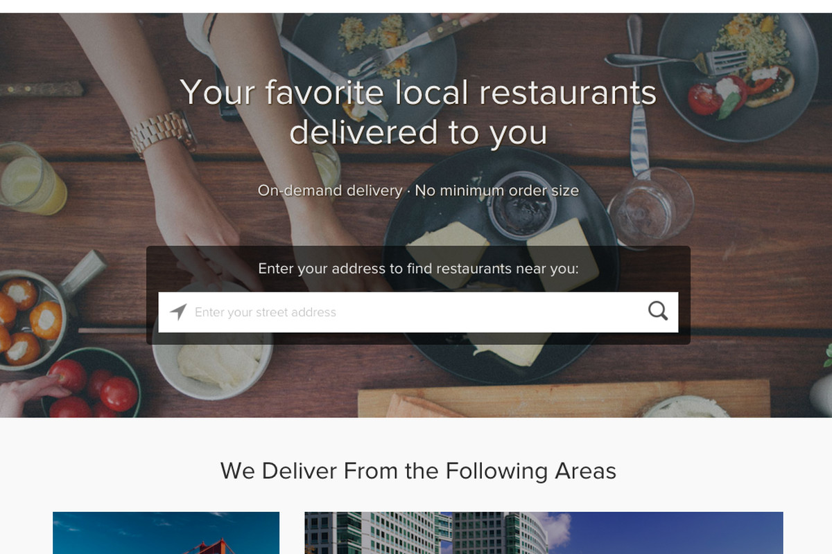 Delivery Start Up Doordash Launched In New York Eight Months Ago
