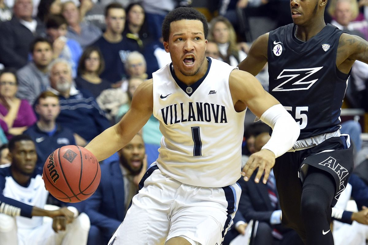 Villanova freshman Jalen Brunson on Wayman Tisdale Award Watch