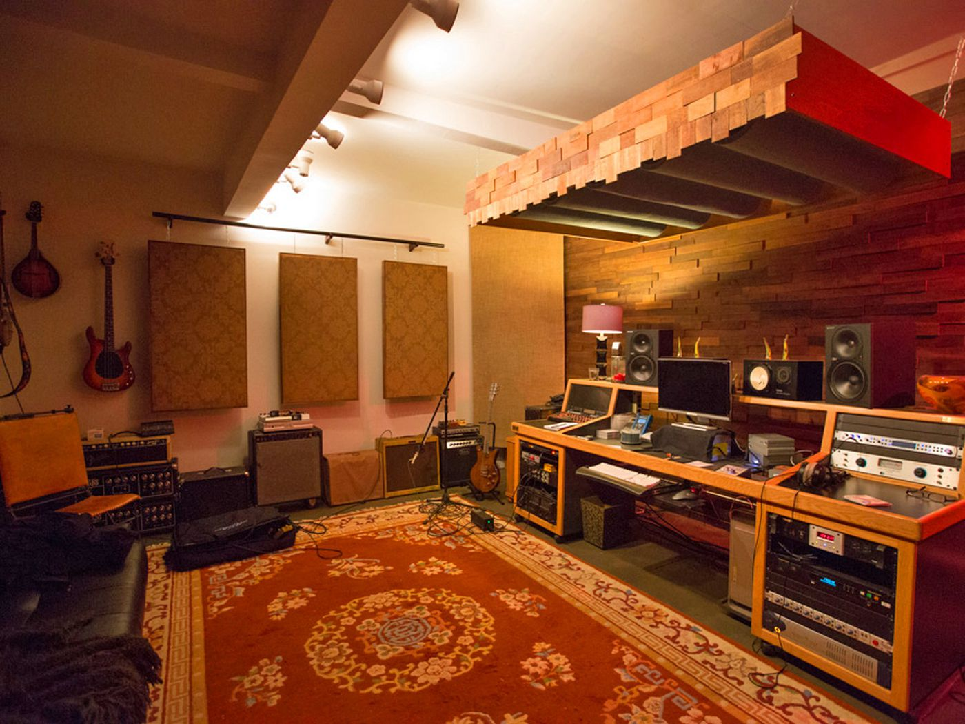 Inside The Underground World Of La S Home Recording Studios Curbed La