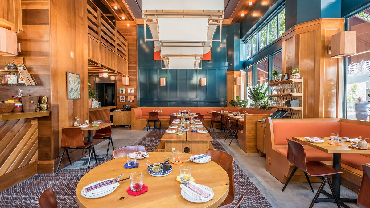 The most beautiful la restaurants of eater
