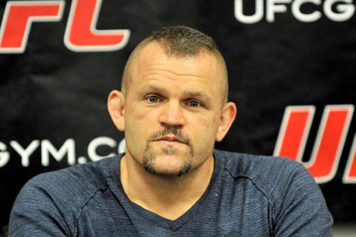 Former UFC light Heavyweight Champion Chuck Liddell is retired, but there is one fight that would likely tempt him to step back into the cage.